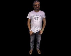 3D printable model Printle Homme 082