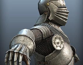 Knight Armor armor cuirass 3D