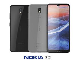 3D Nokia 3 2 Collection