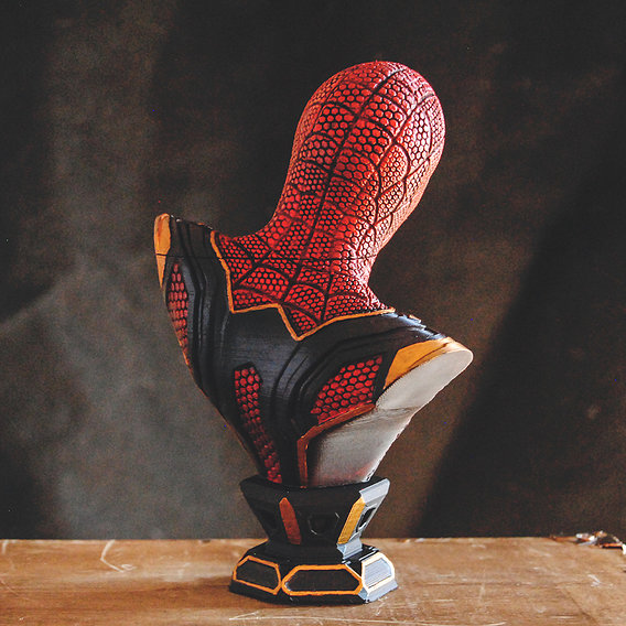 Spider-man Far From Home - Iron Spider 3D Printable Model