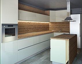 3D Kitchen Furniture II
