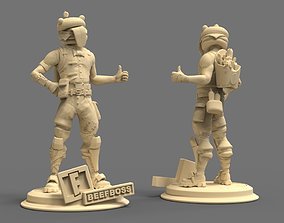 3D printable model Beef Boss