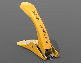 3D model Stapler Remover