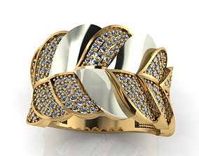 ring stone 137 3D print model