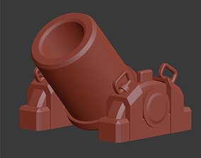 Model mortars from the game Clash Royale