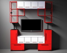 3D print model Tetris Sideboard