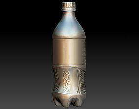Coca Cola Bottle 3D Scan