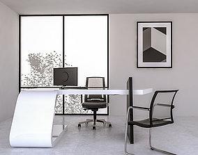 3D Office Desk 06