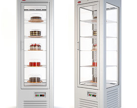 Pastry cabinet RS-04 3D
