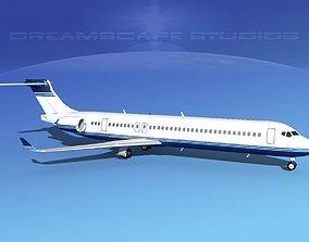 Comac ARJ21-900 Corporate 1 3D model
