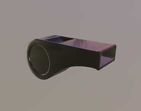 3D model realtime Whistle