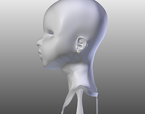 Little Girl v1 3D print model