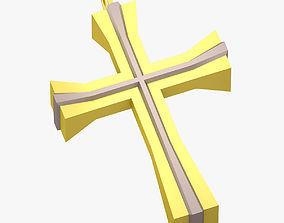 Cross 004 3D print model