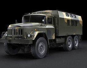 3D command truck