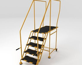 steps 3D Step Ladder