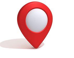 Map pointer 3D