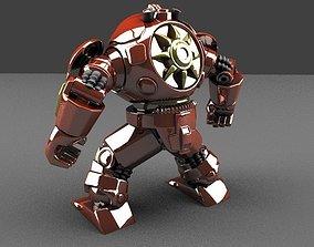 3D model Buster Armor
