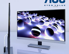 Monitor AOC D2757PH 3D