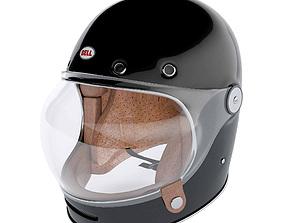 3D model Bell Bullitt
