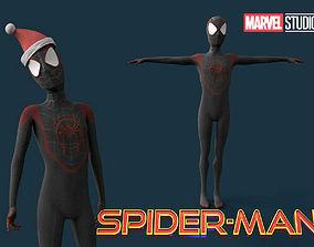 3D rigged Spider-Man