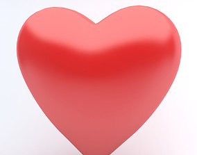 3D model HEART icon
