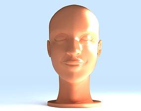 girl 3d Female Face Modeling