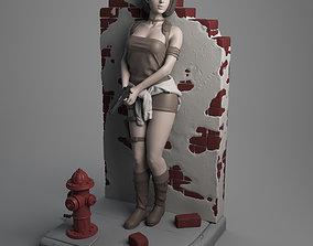 3D printable model Jill Valentile STLs