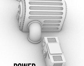 3D printable model Power generators Pack