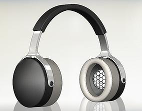 3D print model Premium Closed Back Headphones - CBR1