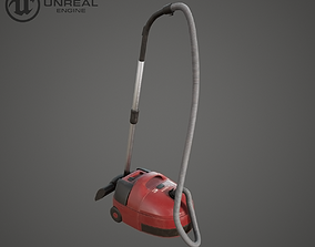 3D model Vacuum cleaner