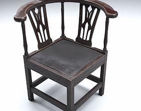 Old Armchair 3D