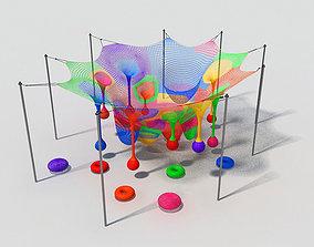 3D Climbing net