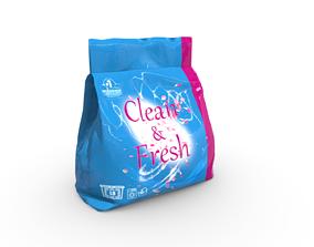 3D asset Washing Powder