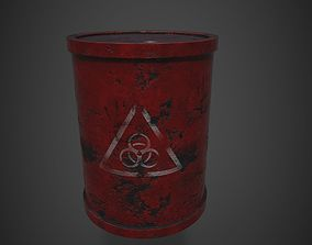 Toxic Can 3D