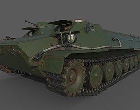 MT-LB fight 3D
