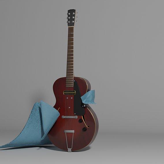 Custom Gibson ES-150