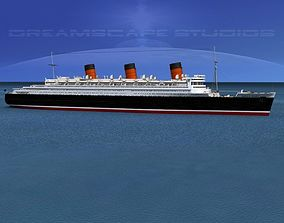 RMS Queen Mary 3D