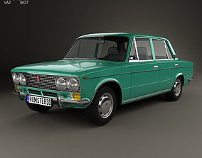 VAZ Lada 2103 1972 3D