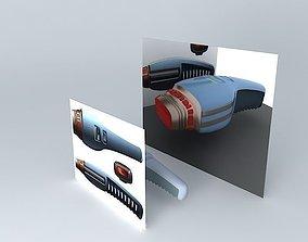 Type II Hand Phaser 3D model