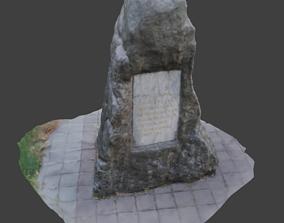Historical monument 3D