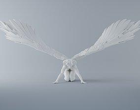 Evil angel 016 3D printable model
