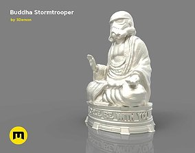 Buddha Stormtrooper 3D printable model