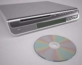 3D Home Cinema DVD Player