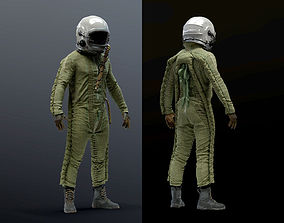3D HIGH ALTITUDE FLIGHT SUIT