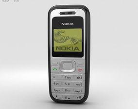 Nokia 1200 Black 3D