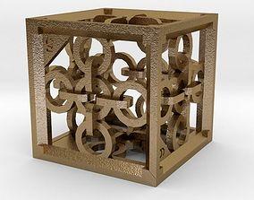3D print model present Dice
