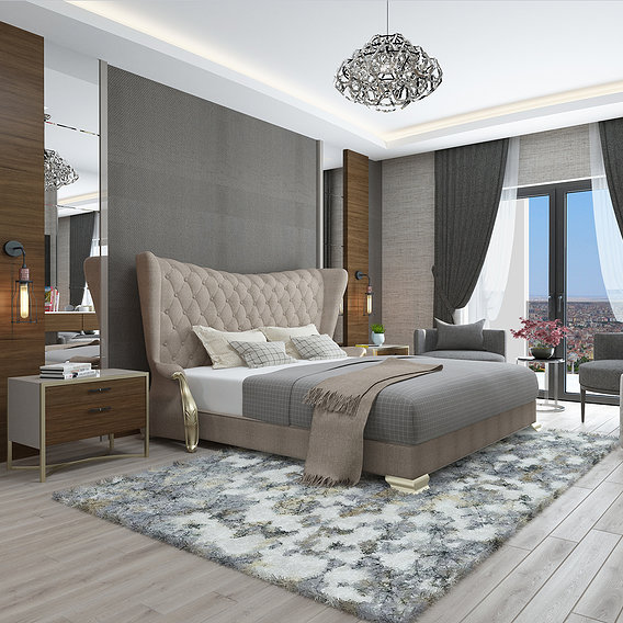 Bedroom Design 01