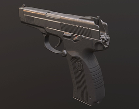 3D model realtime PBR MP-443 Grach