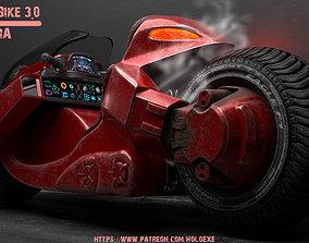 Kaneda Bike 3 3D