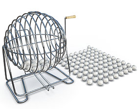 3D Bingo Game